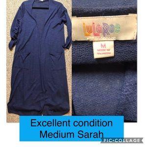Gorgeous blue Lularoe Sarah sweater
